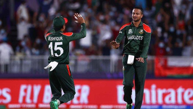 ICC T20WC- शाकीब उल हसन ने टी20 इंटरनेशल क्रिकेट का ये बड़ा रिकॉर्ड किया अपने नाम, लसिथ मलिंगा को किया पीछे 5