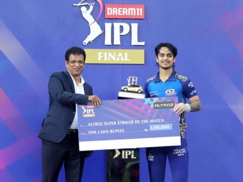 IPL 2021: आखिरी मैच में इशान किशन पर हुई पैसो की बारिश, ड्रीम इलेवन टीम को भी करवाया मालामाल, देखें किसे मिले कितने पैसे 8