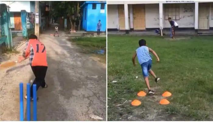इस छोटे बच्चे ने मचाया अपनी गेंदबाज़ी से सोशल मीडिया पर धमाल, सचिन और वार्न जैसे दिग्गज भी हुए प्रभावित 12