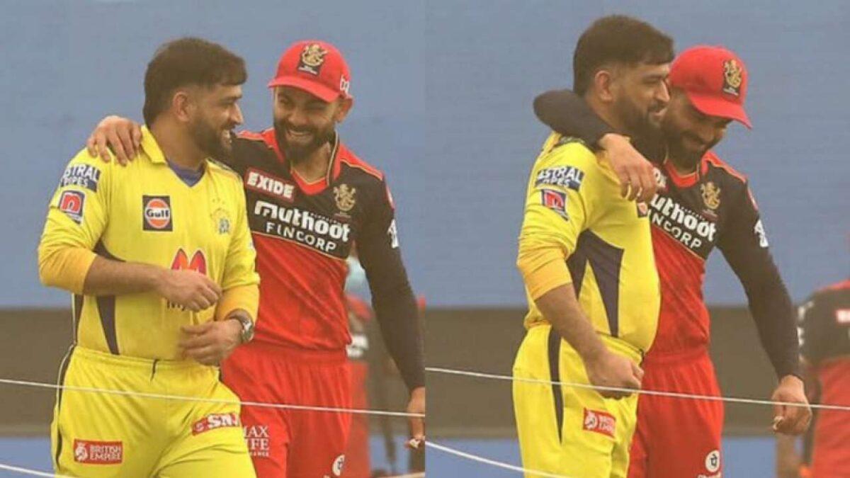IPL 2021: महेंद्र सिंह धोनी की विस्फोटक पारी के मुरीद हुए कप्तान विराट कोहली, तारीफ़ में किया ये ट्वीट हुआ वायरल 1