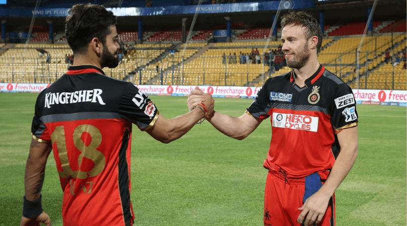 विराट कोहली के कप्तानी छोड़ने के बाद आईपीएल ट्रॉफी न जीत पाने पर बोले एबी डिविलियर्स, कह दी ये बड़ी बात 1