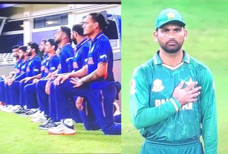 ICC T20WC- विराट कोहली ने बताया क्यों टीम इंडिया ने घुटने पर बैठ ब्लैक लाइव्स मैटर का किया समर्थन 6