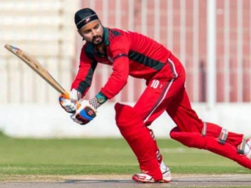 ICC T20WC- लुधियाना के इस युवा खिलाड़ी ने टी20 विश्व कप में मचाया धमाल, ओमान के लिए बरसा रहा रन 19