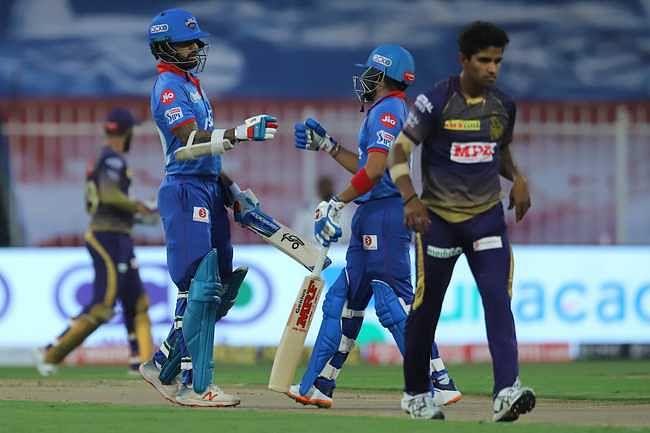 IPL 2021: रोमांचक मुकाबले में केकेआर ने दिल्ली को हरा फाइनल में बनाई जगह, सिर्फ 12 रन बनाकर चमके राहुल त्रिपाठी 2