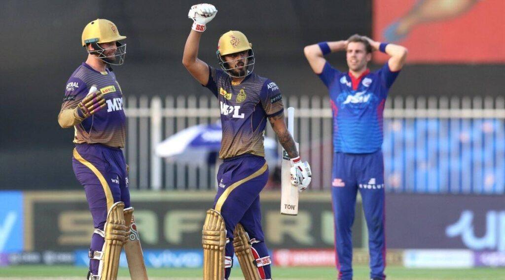 IPL 2021: रोमांचक मुकाबले में केकेआर ने दिल्ली को हरा फाइनल में बनाई जगह, सिर्फ 12 रन बनाकर चमके राहुल त्रिपाठी 3