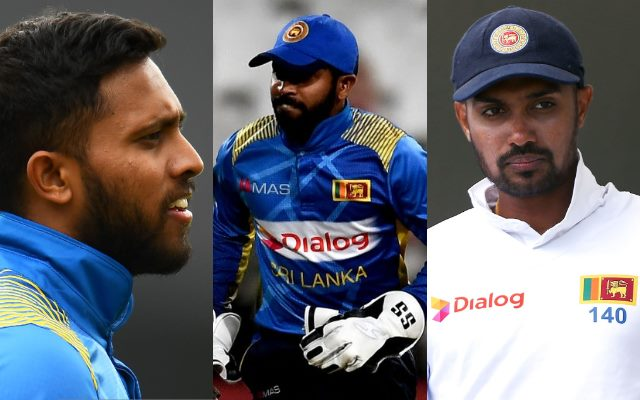 टी20 विश्व कप से ठीक पहले श्रीलंका ने इन 3 खिलाड़ियों पर से हटाया बैन, लेकिन भरना होगा मोटा जुर्माना 4