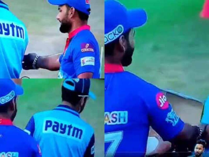 आईपीएल 2021: केकेआर के खिलाफ मैच के दौरान ऋषभ पंत ने अंपायर के साथ किया प्रैंक, देखें वीडियो 14