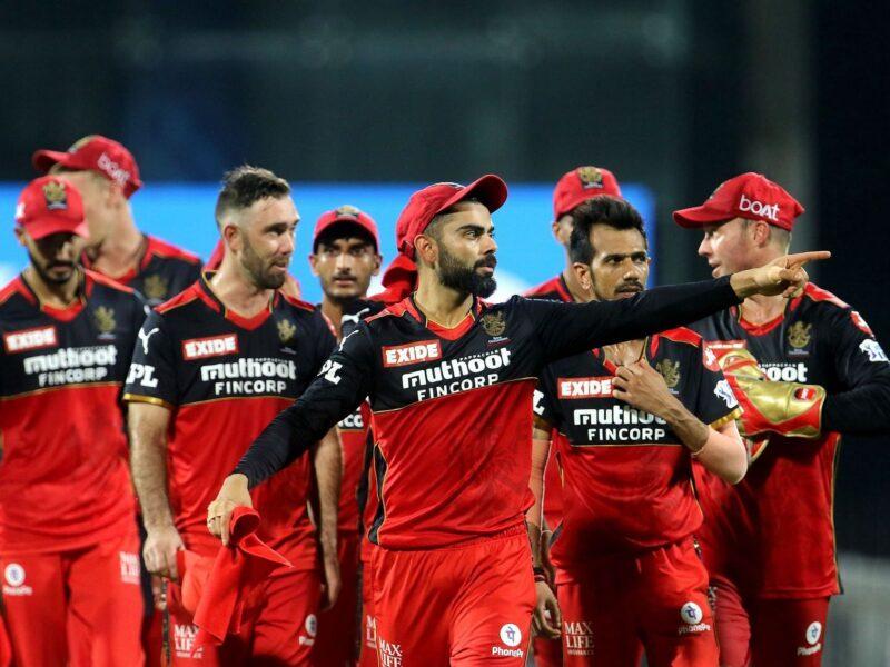 IPL 2021: हारे हुए मैच में आरसीबी के खिलाड़ियों का जलवा, मैक्सवेल सहित इन खिलाड़ियों पर पैसों की बरसाात 13