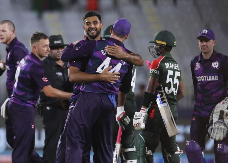 ICC T20WC- इस कमजोर टीम ने बांग्लादेश को दिया झटका, पहले मैच में 6 रन से दी मात, विश्व कप से बाहर होने का मंडराया खतरा 4