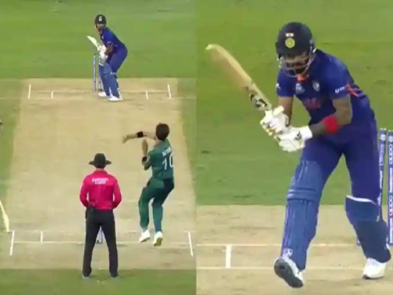 Icc T20 World Cup 2021: भारत की हार के बाद अंपायर पर फूटा भारतीय फैंस का गुस्सा, नो बॉल पर केएल राहुल को दिया था नॉट आउट 16