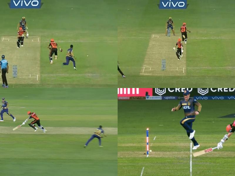 आईपीएल 2021: शाकिब अल हसन के शानदार प्रदर्शन से पवेलियन लौटे केन विलियमसन, देखें वीडियो 17