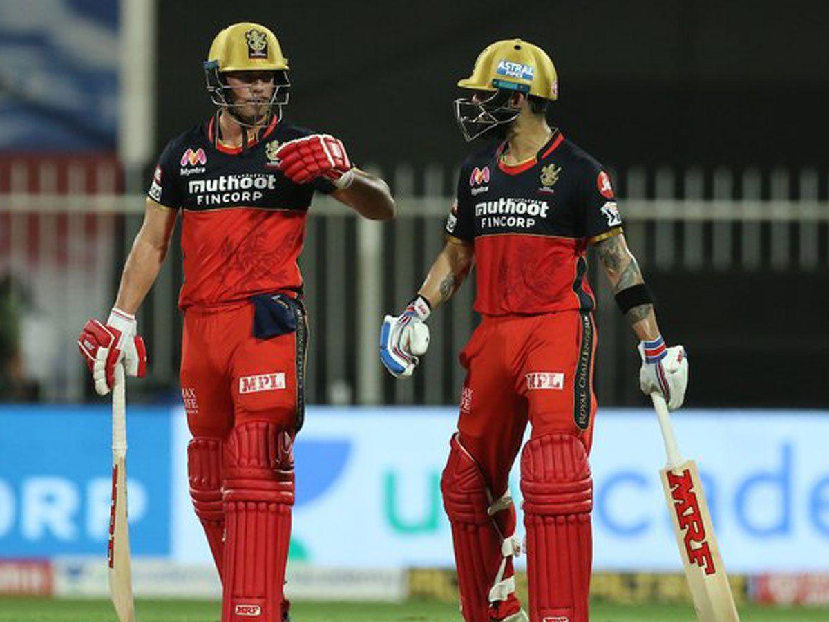 विराट कोहली के कप्तानी छोड़ने के बाद आईपीएल ट्रॉफी न जीत पाने पर बोले एबी डिविलियर्स, कह दी ये बड़ी बात 2