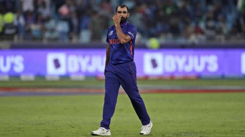 ICC T20WC- मोहम्मद शमी पर हो रही अभद्र टिप्पणी को लेकर भड़के इरफान पठान, कही ये बड़ी बात 7