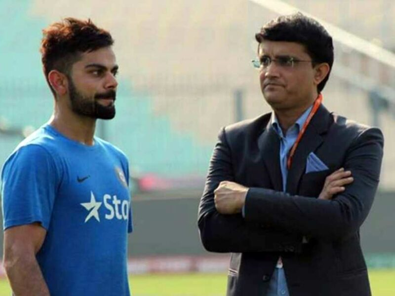 भारतीय टीम की कप्तानी छोड़ने के लिए बीसीसीआई ने डाला विराट कोहली पर दबाव? सौरव गांगुली ने किया बड़ा खुलासा 11