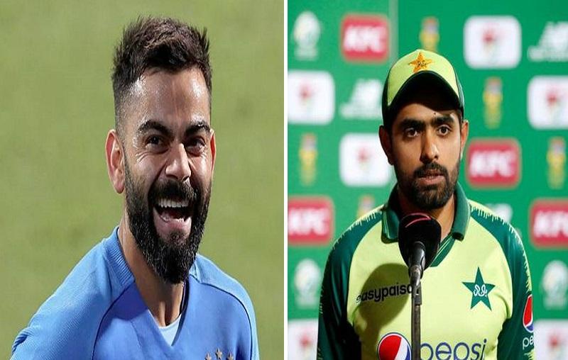 भारत के हाथों हर बार मिली शर्मनाक हार से भी नहीं सुधरा पाकिस्तान, अब बाबर आजम ने कहा इस वजह से हमसे हारेगा भारत 1