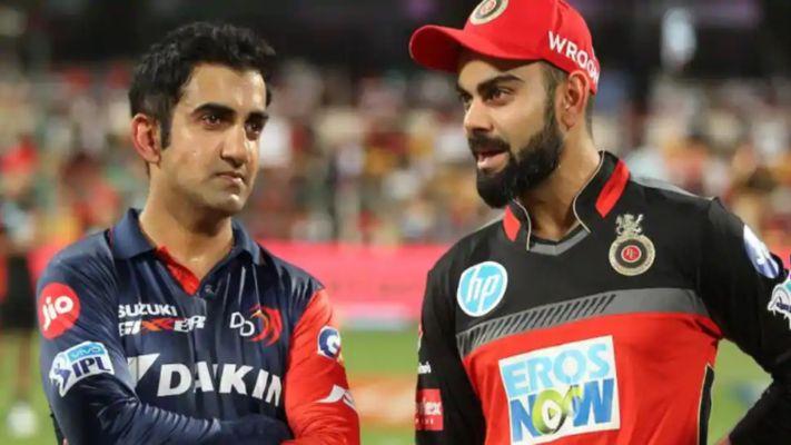 IPL 2021: गौतम गंभीर ने आरसीबी के बाहर होने के बाद विराट कोहली को बताया खराब कप्तान 1
